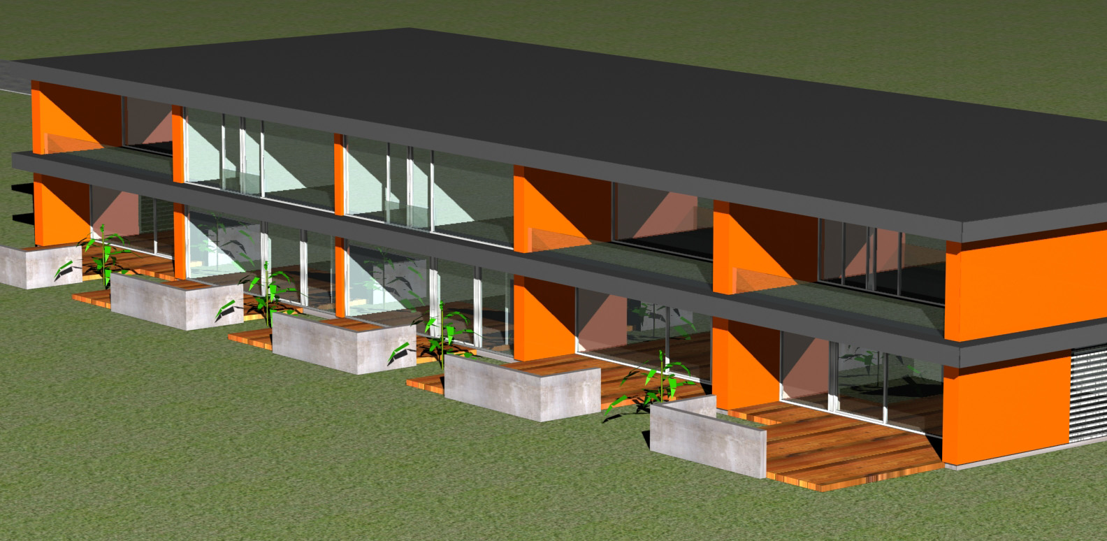 TERRACED HOUSES (19 BUILDINGS) IN APAMETSA |RIDAELAMUD (19 HOONET 87 BOKSI) - APAMETSA, TABASALU, HARJUMAA| РЯДНЫЙ ДОМ (19 ЗДАНИЙ 87 БОКСОВ) - АПАМЕТСА, ТАБАСАЛУ, ХАРЬЮМАА