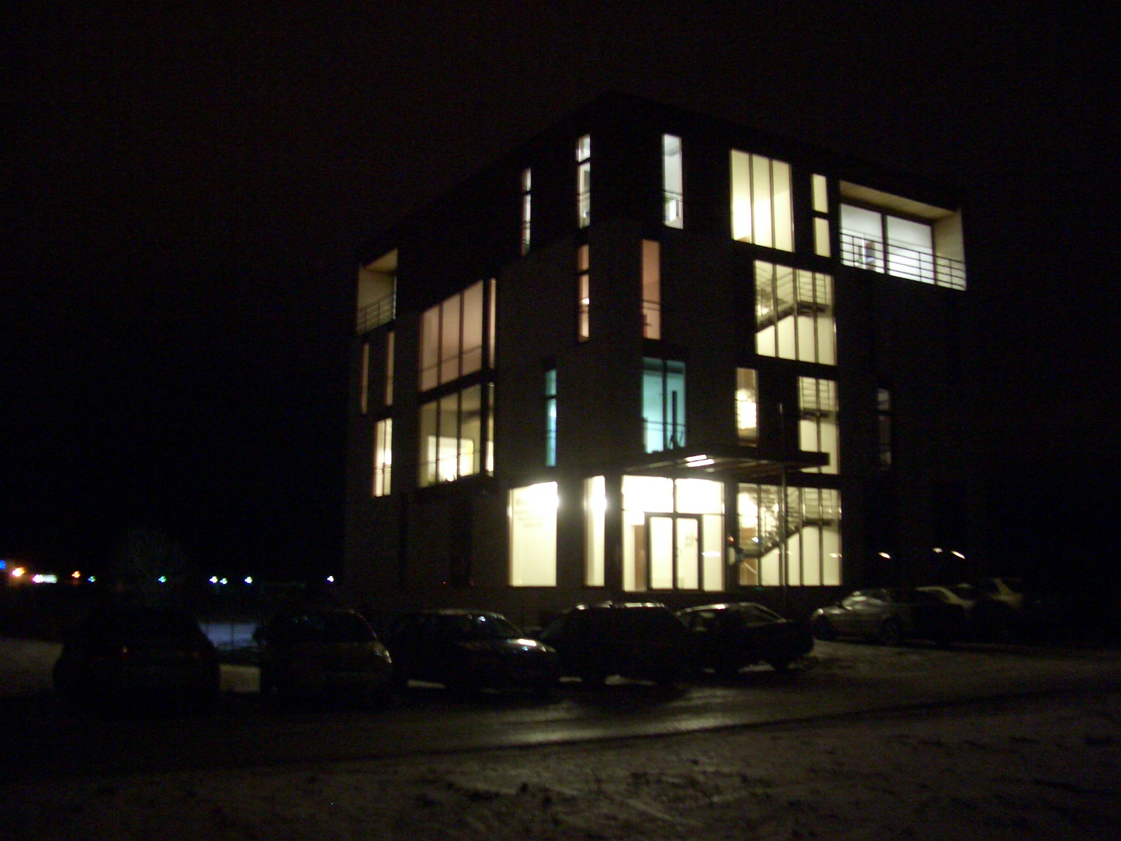 OFFICE BLOCK IN ÕISMÄE