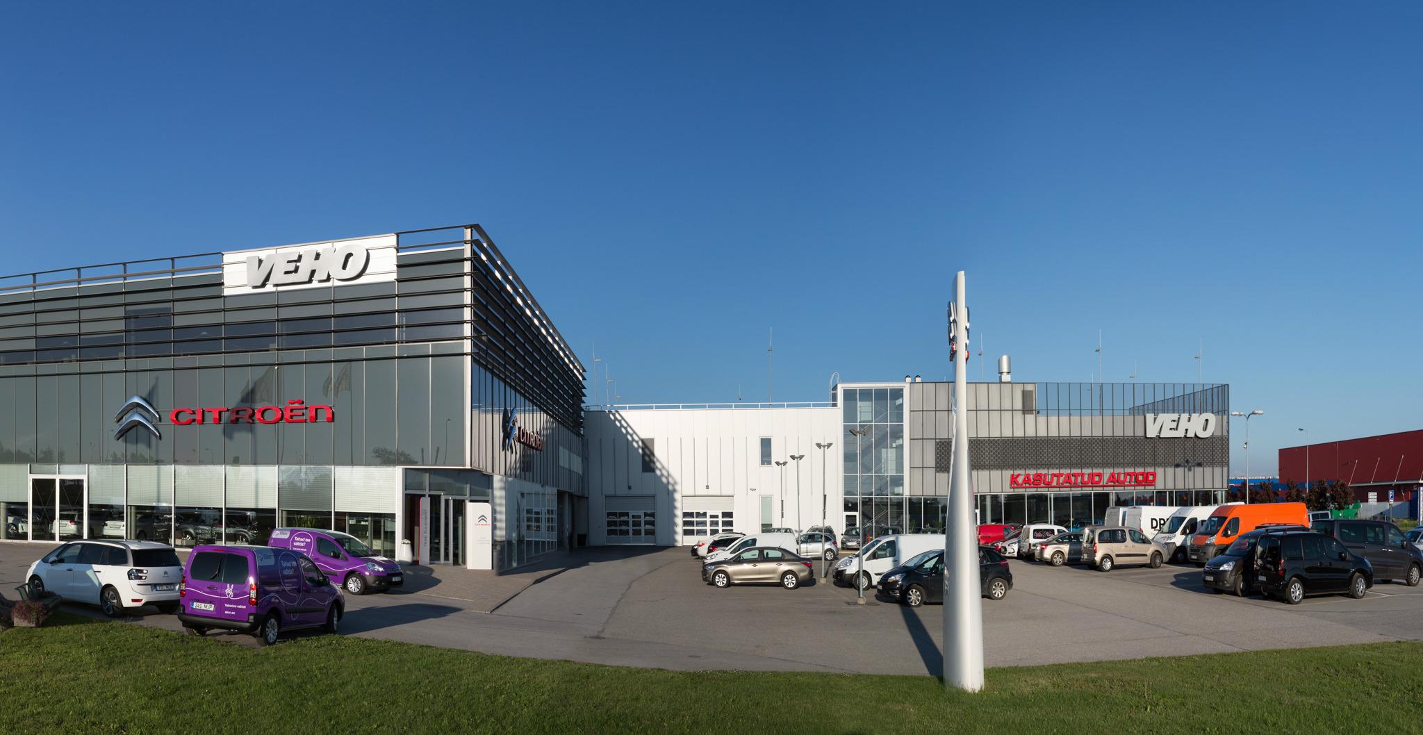 BÜROO- JA TÖÖKOJAHOONE - PÄRNU MNT.503A, LAAGRI, HARJUMAA
