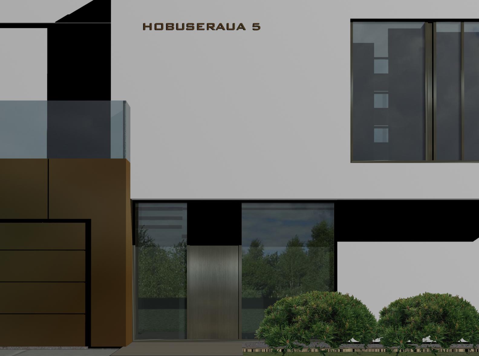 ERAMU - HOBURAUA 5, HAABERSTI, TALLINN, HARJUMAA