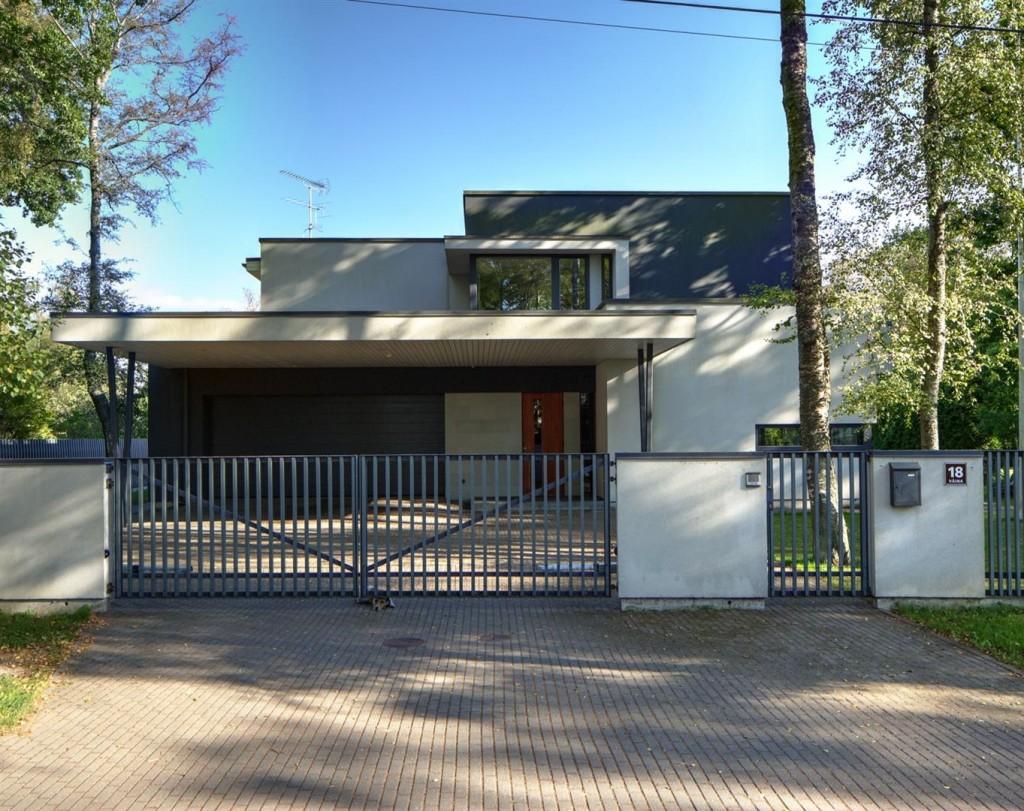 PRIVATE RESIDENCE ON VÄINA STREET| ERAMU- VÄINA TEE 18, TALLINN, HARJUMAA|ЧАСТНЫЙ ДОМ - УЛ. ВЯИНА 18, ТАЛЛИНН, ХАРЬЮМАА